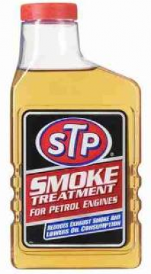 Aditiv do motoroveho oleja STP SMOKE TREATMENT 450 ML